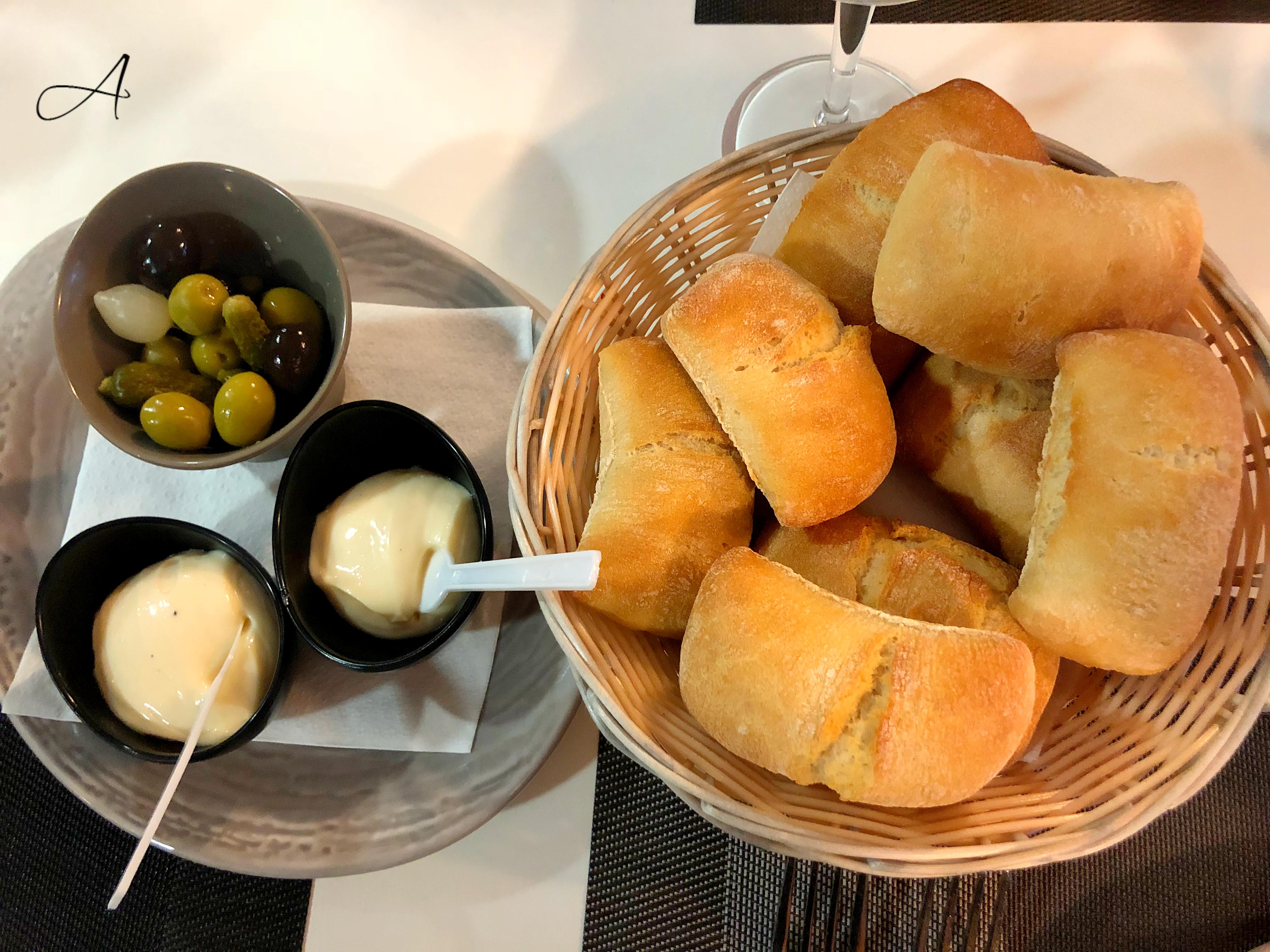 Pan con allioli