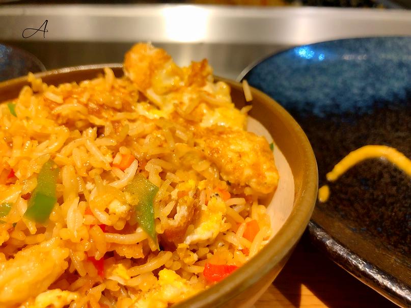 Wok de arroz