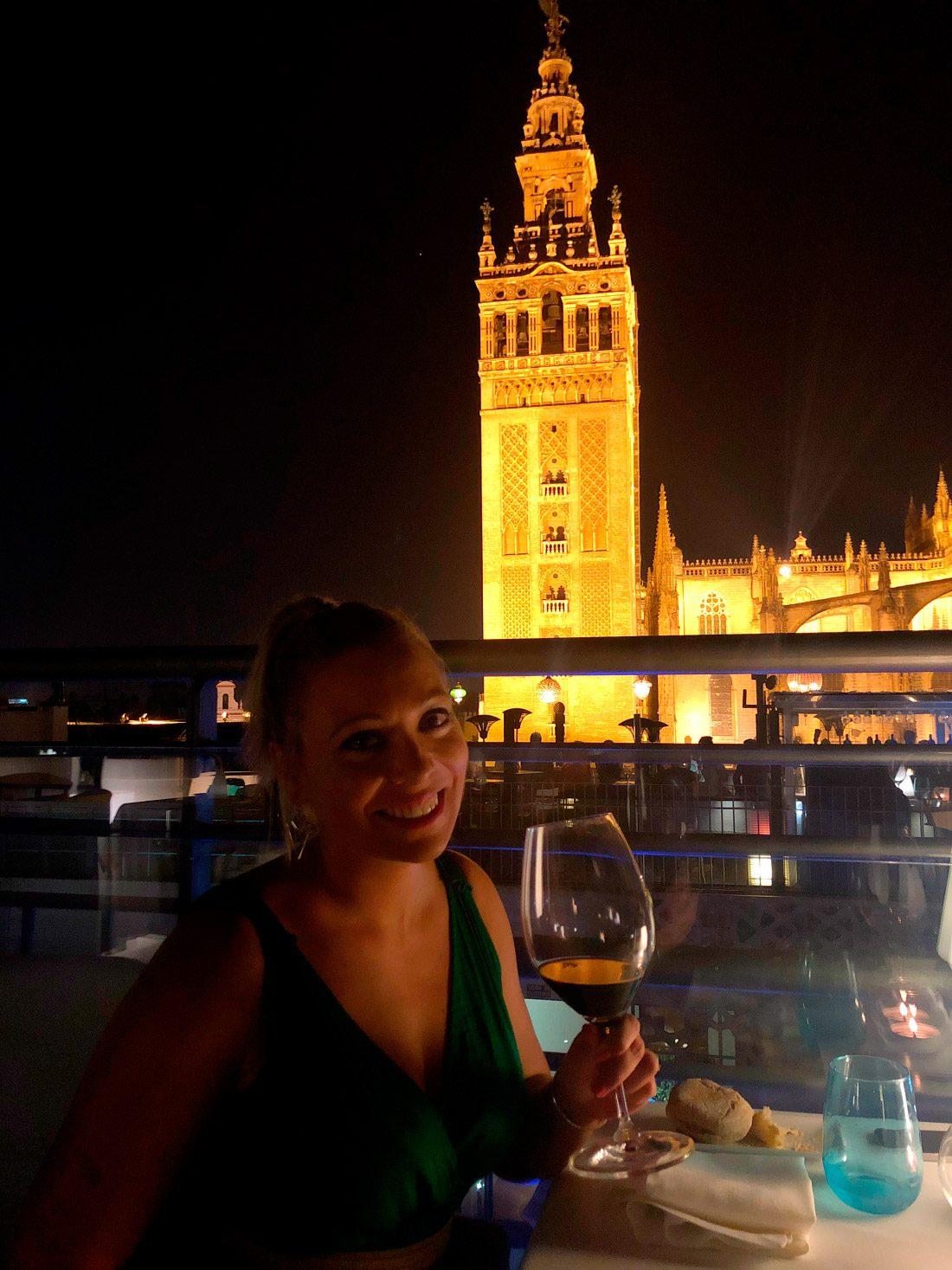 Mi Experiencia En Sevilla Adiviajes Adicta A La Carta