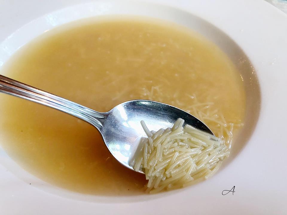 Sopa de la abuela