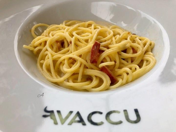 Espaguettis menú niños