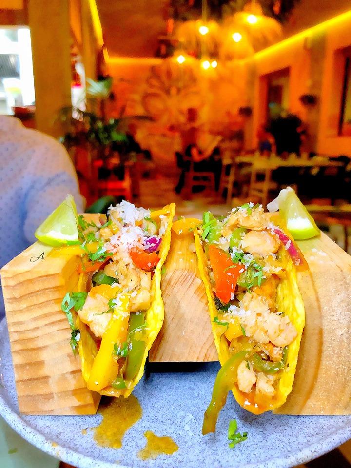 Shaka restaurante Palma