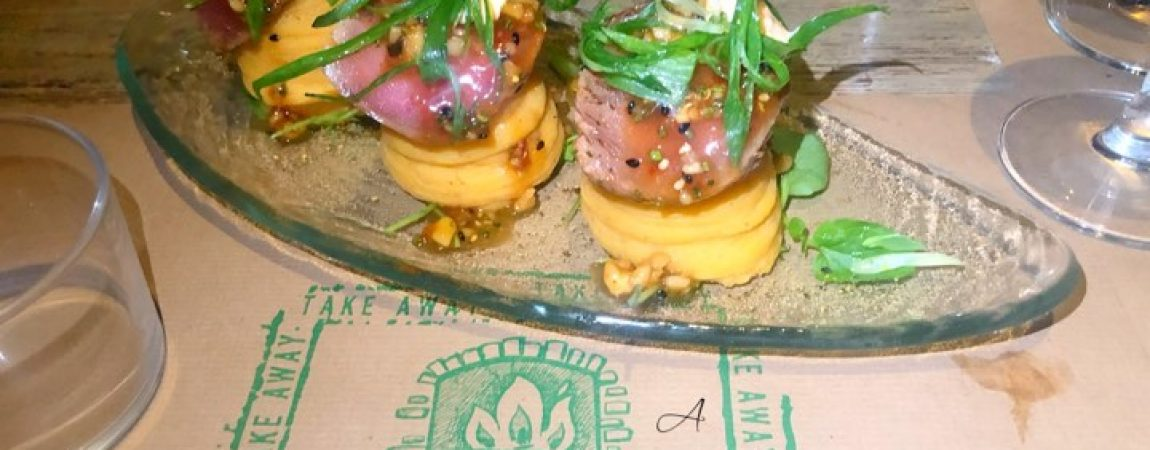 Naan Street food Palma