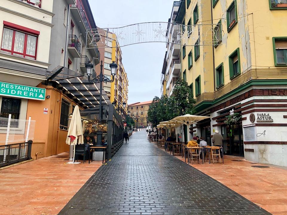 Calle Gascona - Oviedo
