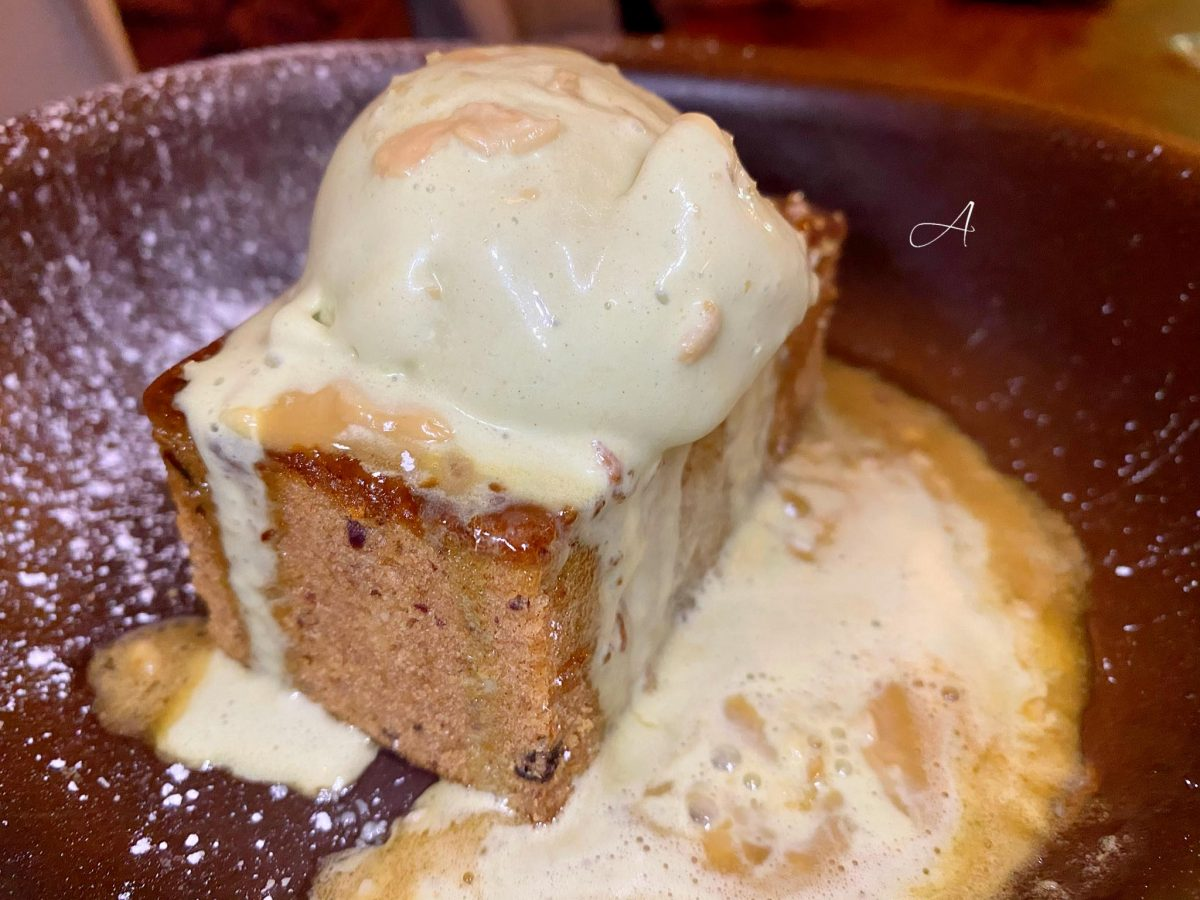 Sticky Toffee Puding