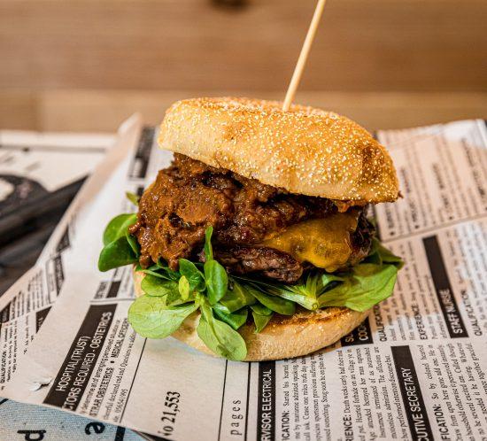 mr bigote burger
